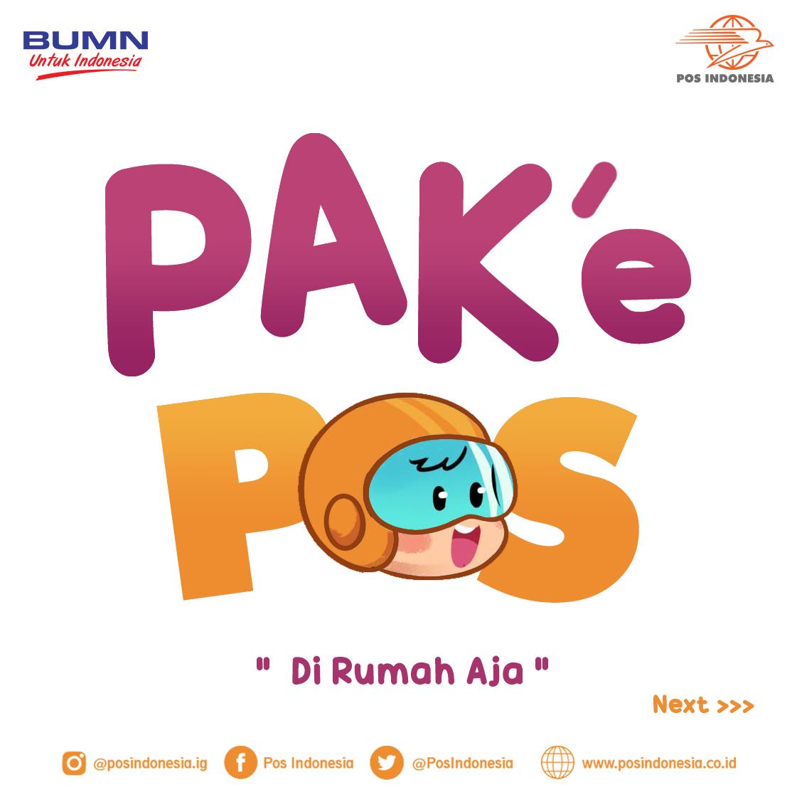 """Pos Indonesia luncurkan aplikasi berkirim barang """"QPosinAja"""""""