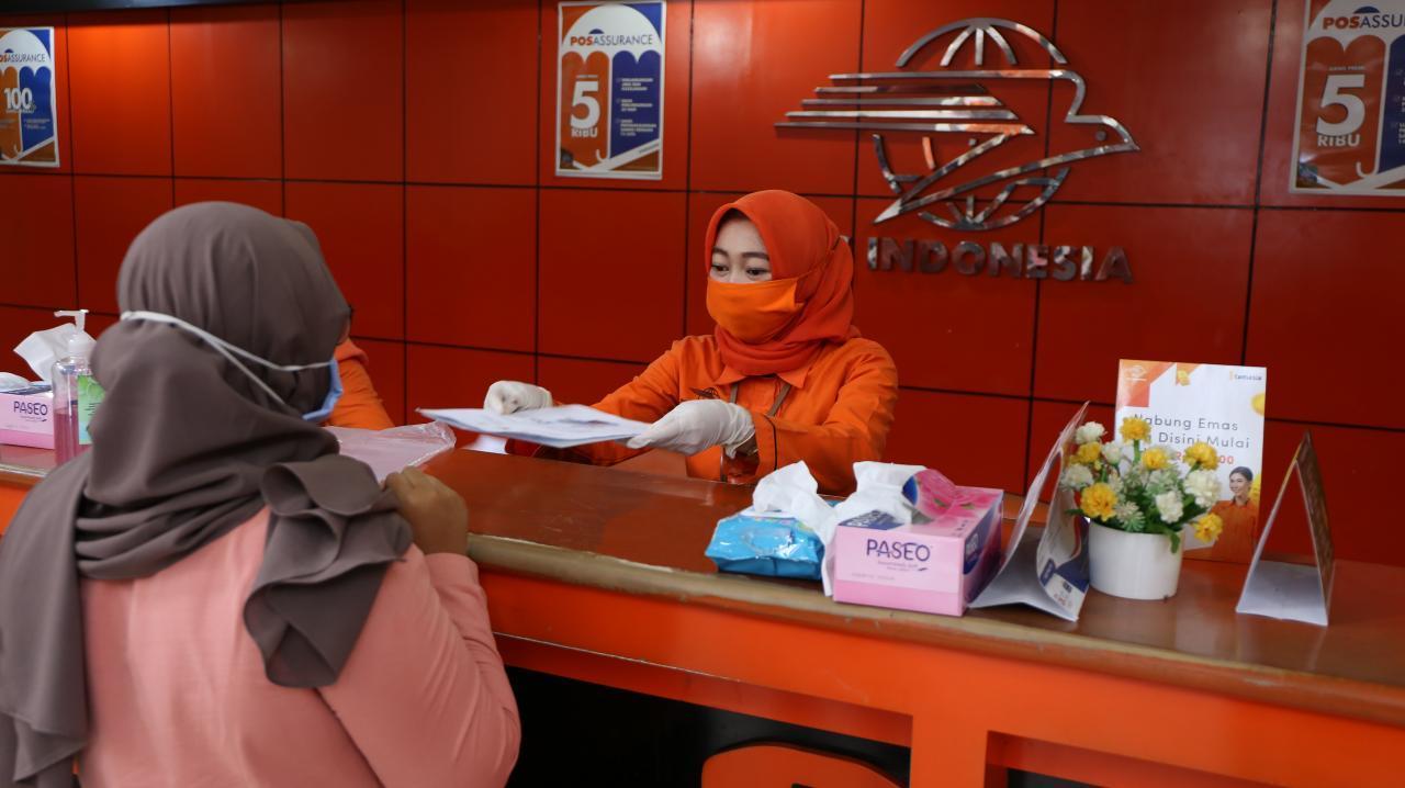 Pos Indonesia Komitmen Terapkan Protokol Kesehatan